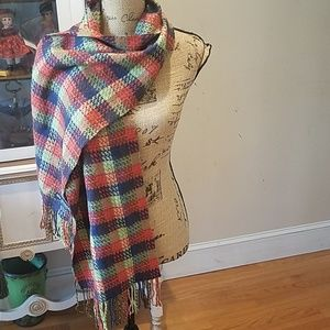 Boutique Accessories - 100% Cashmere Scarf from Scotland  NWOT